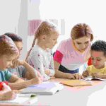 Reading practice for the students